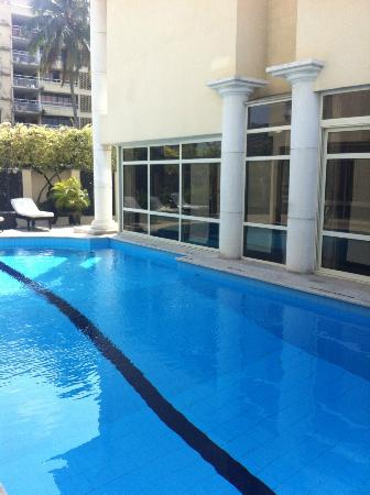 Elion House Hotel: The little pool