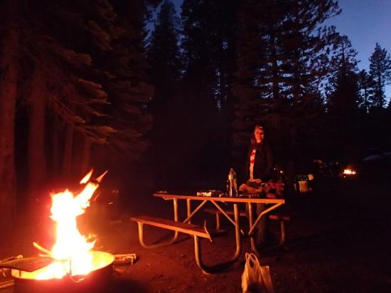 Tamarack Flat Campground