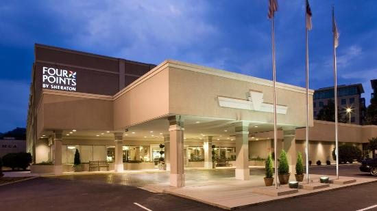 Four Points by Sheraton Asheville Downtown: Hotel Exterior