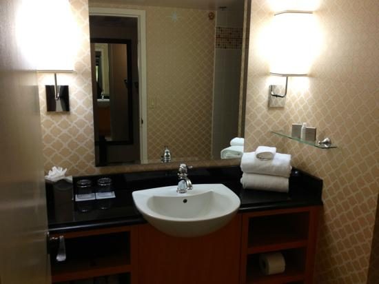 Renaissance Orlando Airport Hotel: bathroom sink