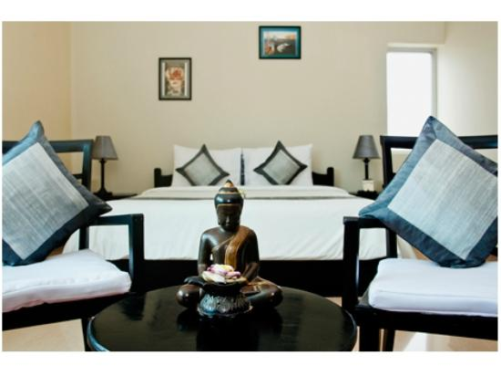 Claremont Angkor Boutique Hotel: Family Suite