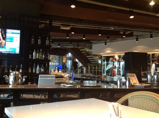 The Marmara Pera Hotel: bar