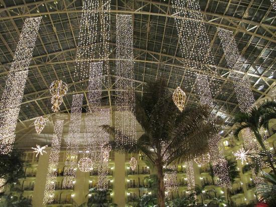 Gaylord Opryland Resort & Convention Center: Indoor Lights