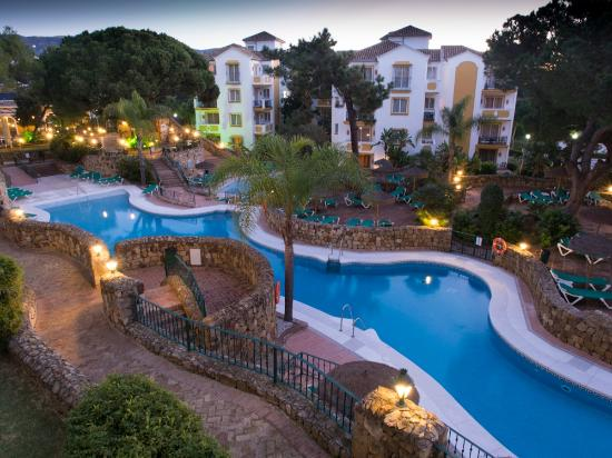 """Alanda Club Marbella: View from our """"front"""" balcony"""