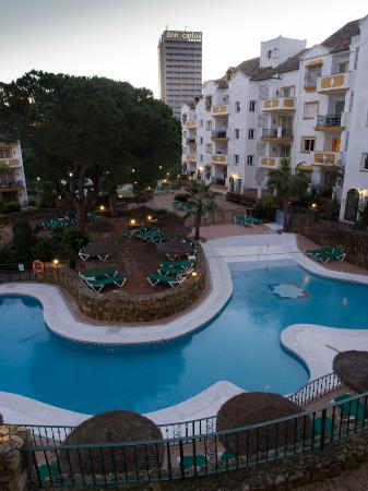 Alanda Club Marbella: Another view from the balcony