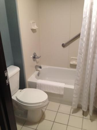 Hyatt Place Perimeter Center: bathroom