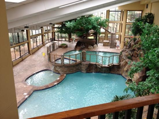 Park Vista - DoubleTree by Hilton Hotel - Gatlinburg: pool area