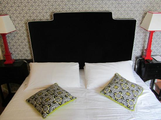 Black 5 Florence Suite: super comfy bed