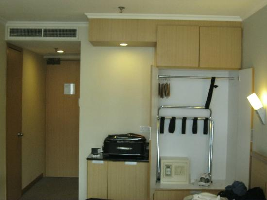 Bayview Hotel Singapore: Room facilities