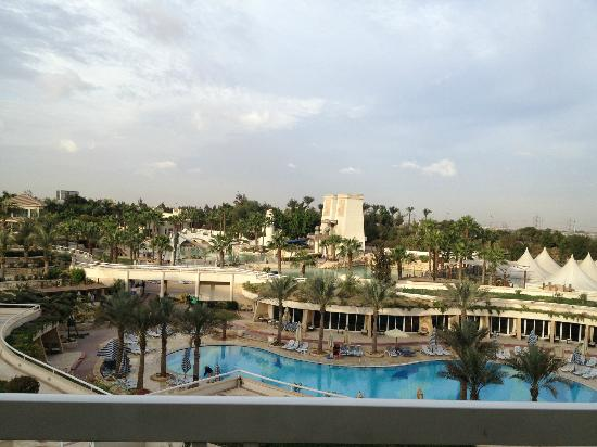 JW Marriott Hotel Cairo: Day time room view