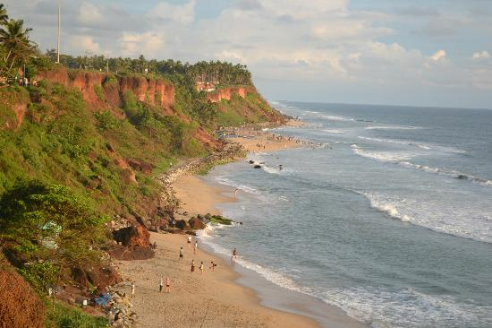 Jicky&#39;s Rooms: Varkala beach