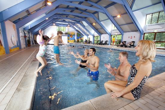 Indoor Swimming Pool at Parkdean St Minver Holiday Park