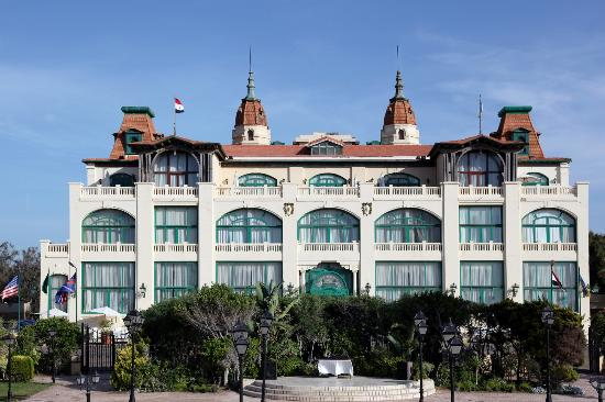 El Salamlek Palace Hotel and Casino: Wide View