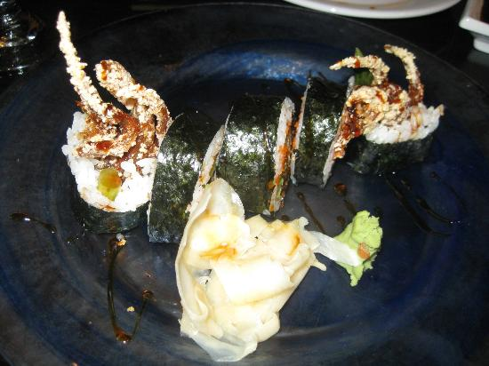 Bay Harbor Islands, FL: Spider Roll