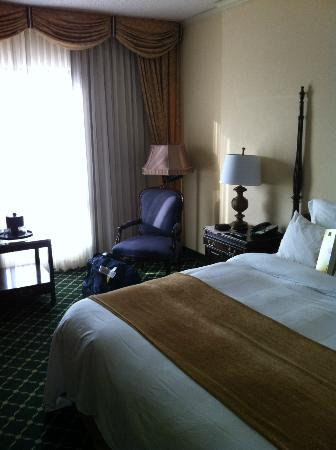 Memphis Marriott Downtown: Guest room