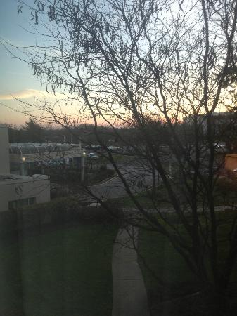 Embassy Suites Hotel Parsippany NJ: Nice view