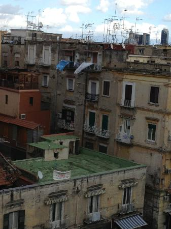 M Gallery Palazzo Caracciolo: Streets of naples