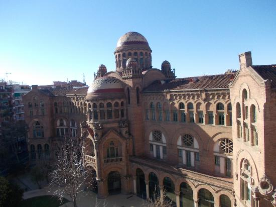 Amrey Sant Pau: view from room