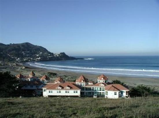 Pacifica Beach Hotel: Hotel