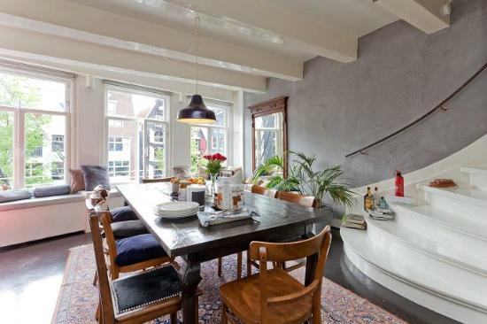 Amsterdam Bed And Breakfast The Netherlands B B