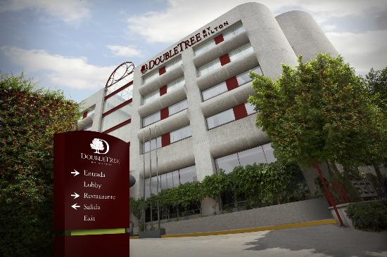 ‪DoubleTree by Hilton Hotel Mexico City Airport‬