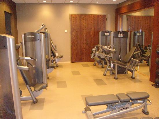 Hyatt Regency Louisville: Gym