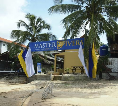 Master Divers Day Courses