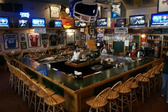 Casey S Sports Bar And Grille Hilton Head Menu Prices