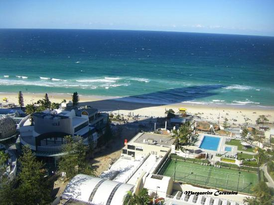 Hotel Grand Chancellor Surfers Paradise: View