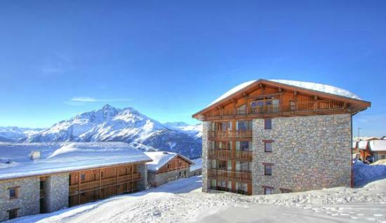 Les Balcons de la Rosiere