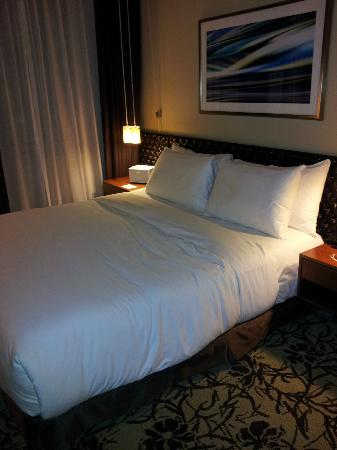Cassa Hotel New York: Bed