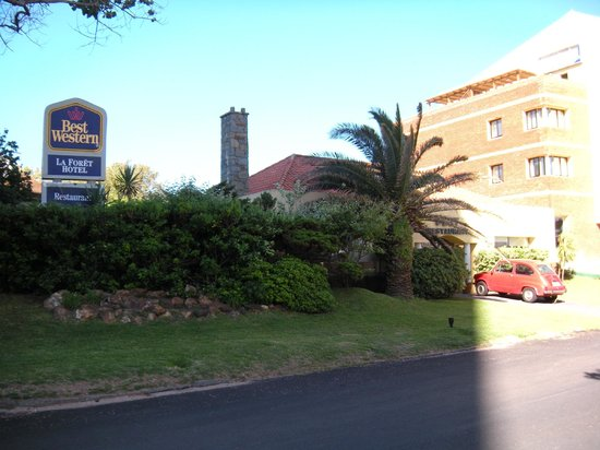 BEST WESTERN La Foret: Best Western La Foret