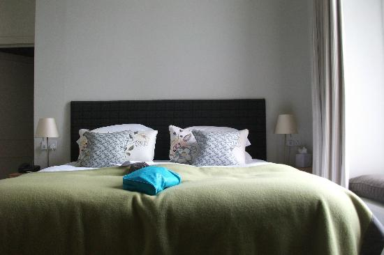 Polurrian Bay Hotel: our bedroom