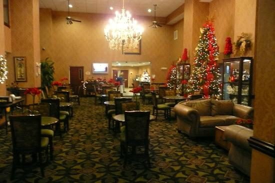 Holiday Inn Express Hotel & Suites Kingsport-Meadowview I-26: Dinning Area