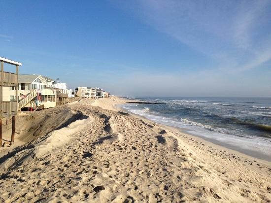 Long Beach Island, NJ: Beautiful even when a little down