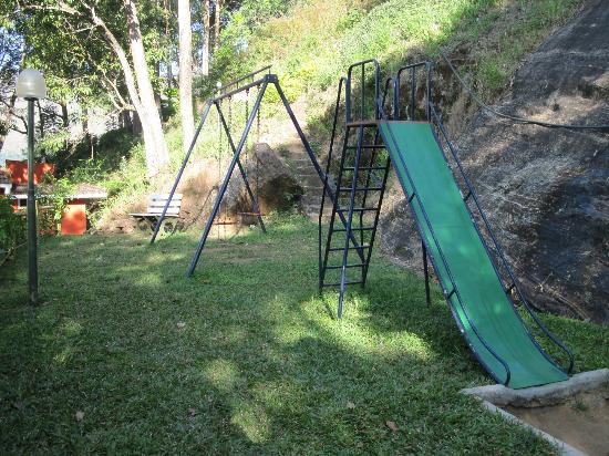 Tea Valley Resort: Play area