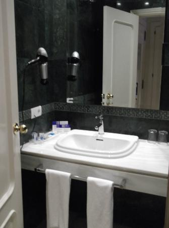 Hotel Guadalete: bagno