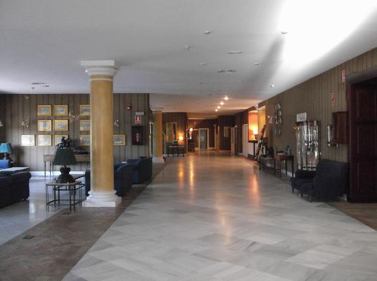 Hotel Guadalete: hall