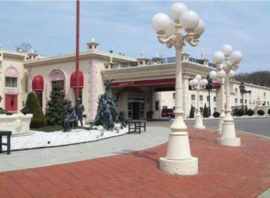 Front Of Restaurant Picture Of Salvatore 39 S Italian Gardens Depew Tripadvisor