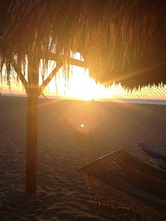 Holiday Inn Resort Los Cabos All-Inclusive: Sunrise at the holiday inn