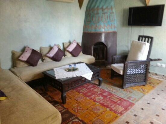 Riad Mur Akush: Grand Suite Amel