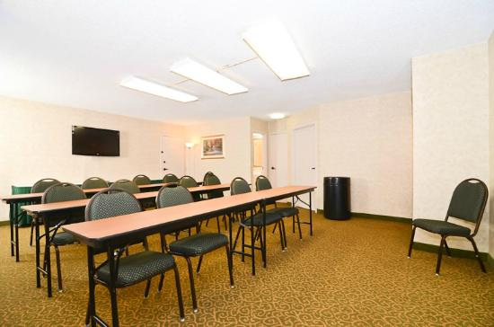 Quality Inn Chapel Hill: Meeting Room