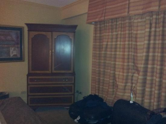 Hotel St. Marie: Room