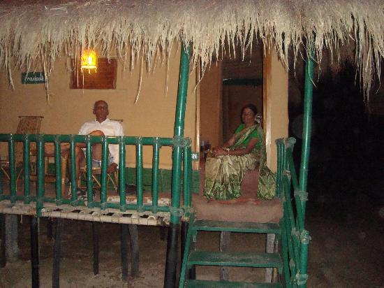 Nature-Hunt Eco Camp Kaziranga: The Bamboo Cottage