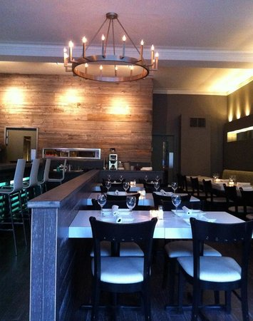 Reviews of guaranteed on montreal north americas most for Jardin restaurant madison