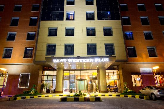 Best Western Nuzul Al Dabab Plus
