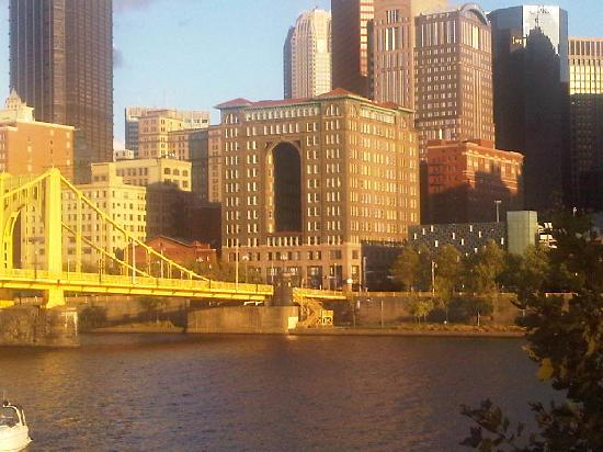 pnc park picture of wyndham grand pittsburgh downtown. Black Bedroom Furniture Sets. Home Design Ideas