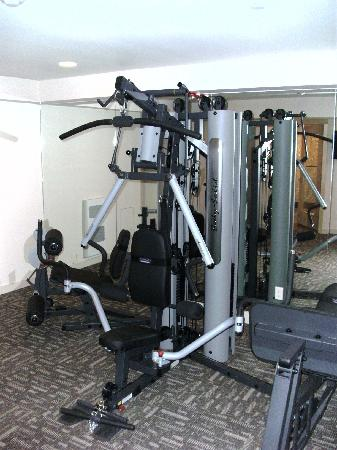 Park Regency Hotel: Fitness Center