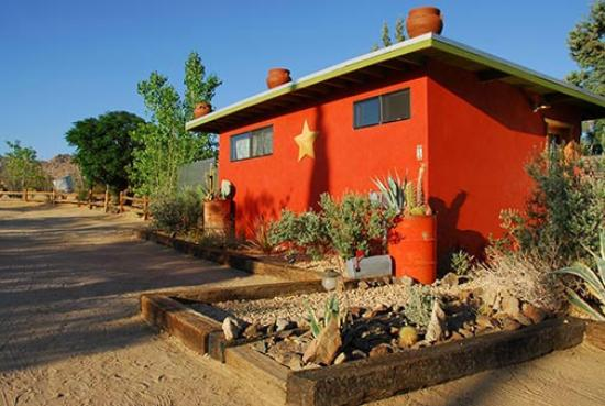 Spin and Margie's Desert Hideaway : Cabin #5 The Cactus Wren