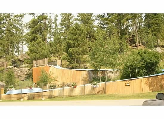 The Lodge at Palmer Gulch: waterslide